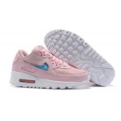 Zapatillas Nuovo Nike Air Max 90 Mujer - Rosa Blu
