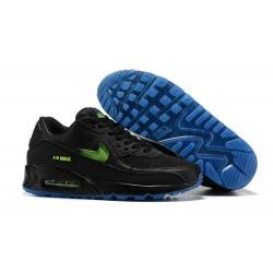 Zapatillas Nuovo Nike Air Max 90 Hombres Nero Blu