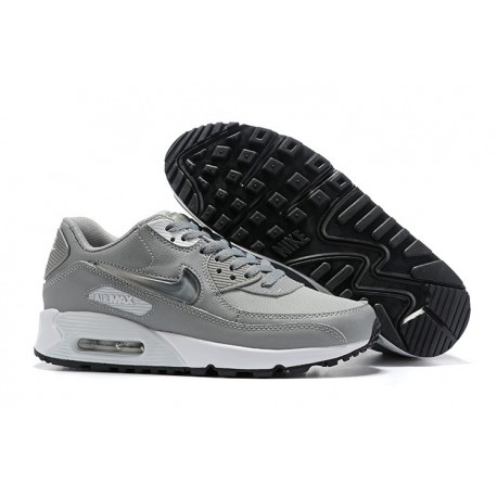 Zapatillas Nuovo Nike Air Max 90 Hombres Grigio