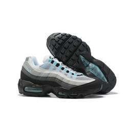 Nike Air Max 95 Sneakers Basse da Uomo Grigio Nero