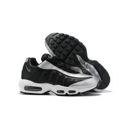 Nike Air Max 95 Sneakers Basse da Uomo Negro Plata