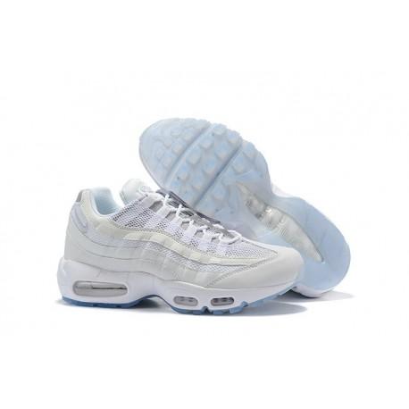 Nike Air Max 95 Sneakers Basse da Uomo Blanco