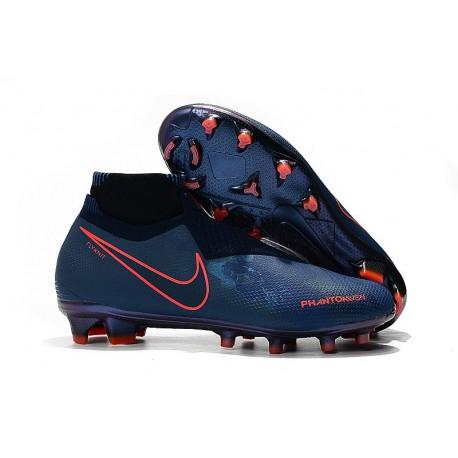 Nike Phantom VSN DF FG Scarpa Calcio -Nike Phantom VSN DF FG Scarpa Calcio - Fully Charged