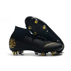 Nike Mercurial Superfly 360 Elite SG-Pro Anti-Clog Nero Oro