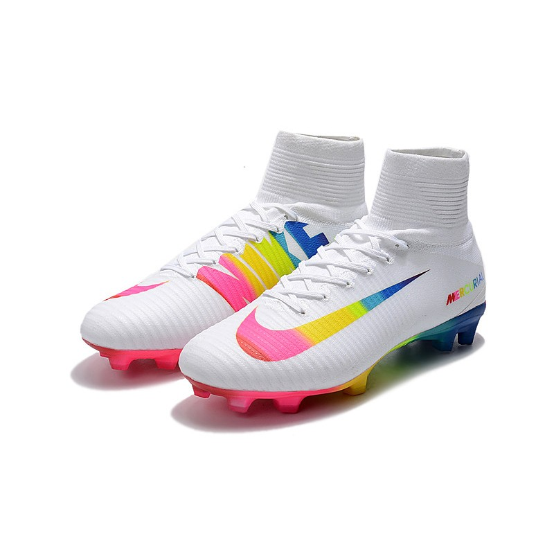 nuovo prodotto 4c51d aa255 superfly 5 nike colorate