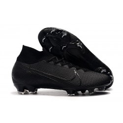Scarpa Nike Mercurial Superfly 7 Elite FG Under The Radar Nero