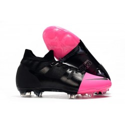 Nike GS Green Speed II ACC FG Nero Bianco Nero Rosa