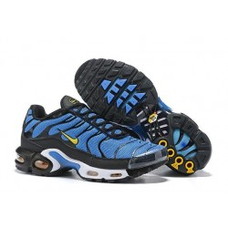 Scarpe da Sportive Nike Air Max Plus TN - Blu Nero