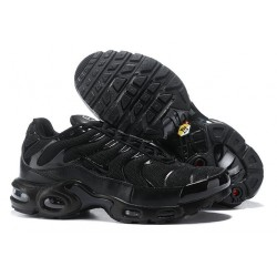 Scarpe da Sportive Nike Air Max Plus TN - Nero