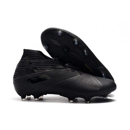 Adidas Nemeziz 19+ FG Scarpe da Calcio - Nero
