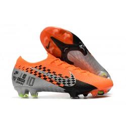 Nike Mercurial Vapor XIII 360 Elite FG SHHH Scarpa Arancione Cromo Nero