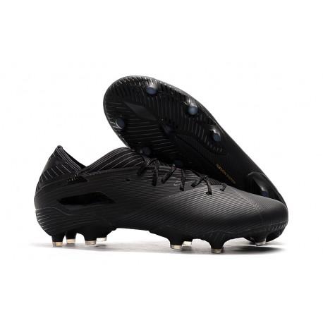 Scarpe Da Calcio adidas Nemeziz 19.1 FG -Nero