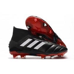 Scarpe da Calcio Adidas Predator 19.1 FG Nero