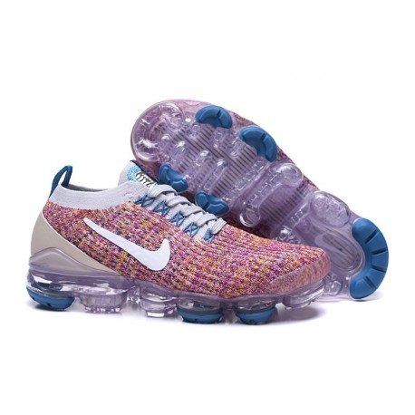 Nike Air Vapormax Flyknit 3 Sneakers Basse -Multicolor