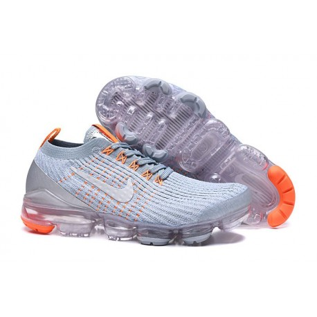 Nike Air Vapormax Flyknit 3 Sneakers Basse - Grigio