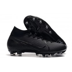 Nike Scarpa da Calcio Mercurial Superfly 7 AG-Pro Nero